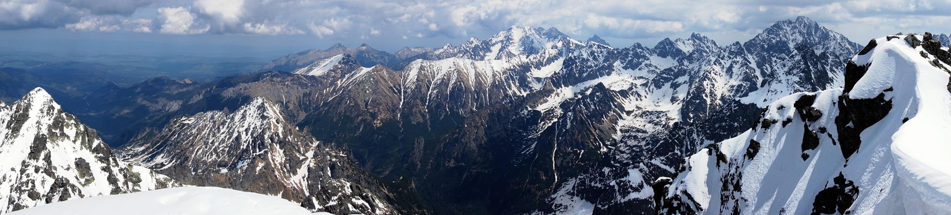 panorama, strona polska