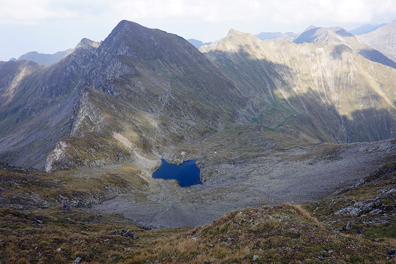 jezioro Lacul Podul Giurgiului