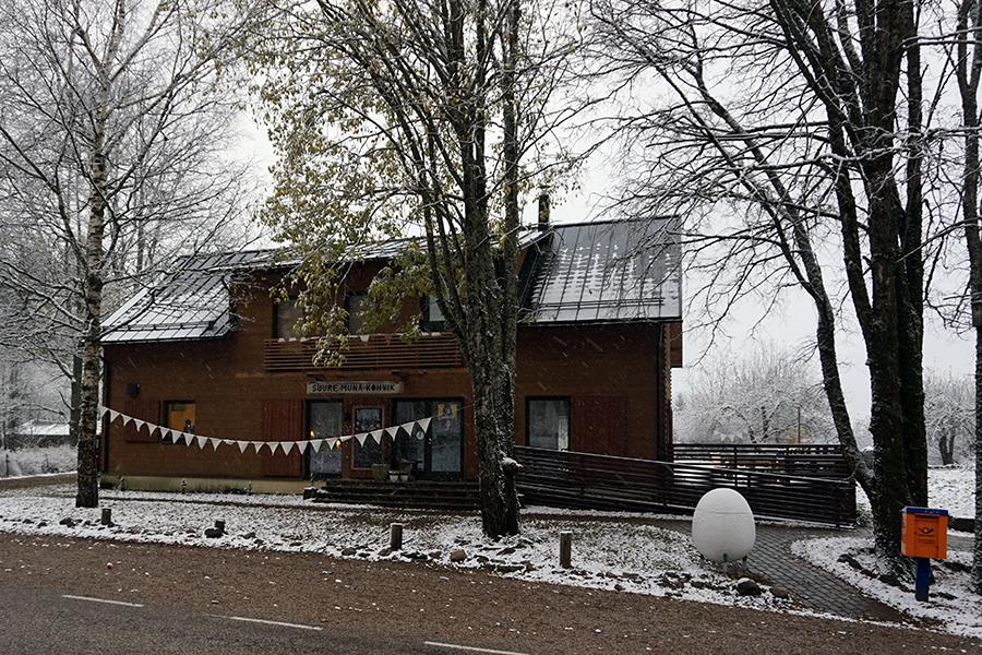 Estonia, gospoda Kohvik Suur Muna