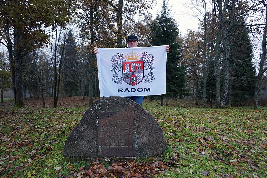 najwyższy szczyt Łotwy Gaiziņkalns 312 m n.p.m.