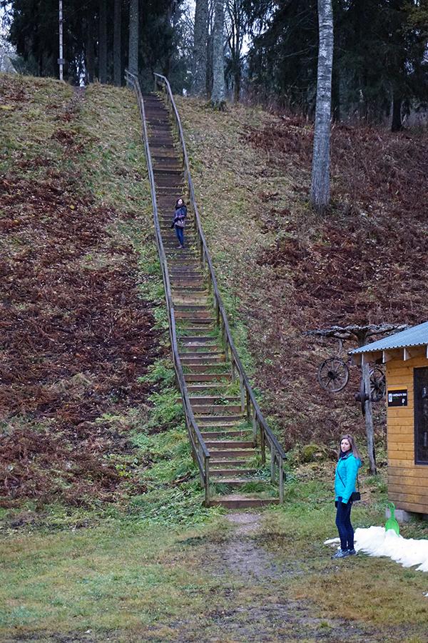 schody na szczyt