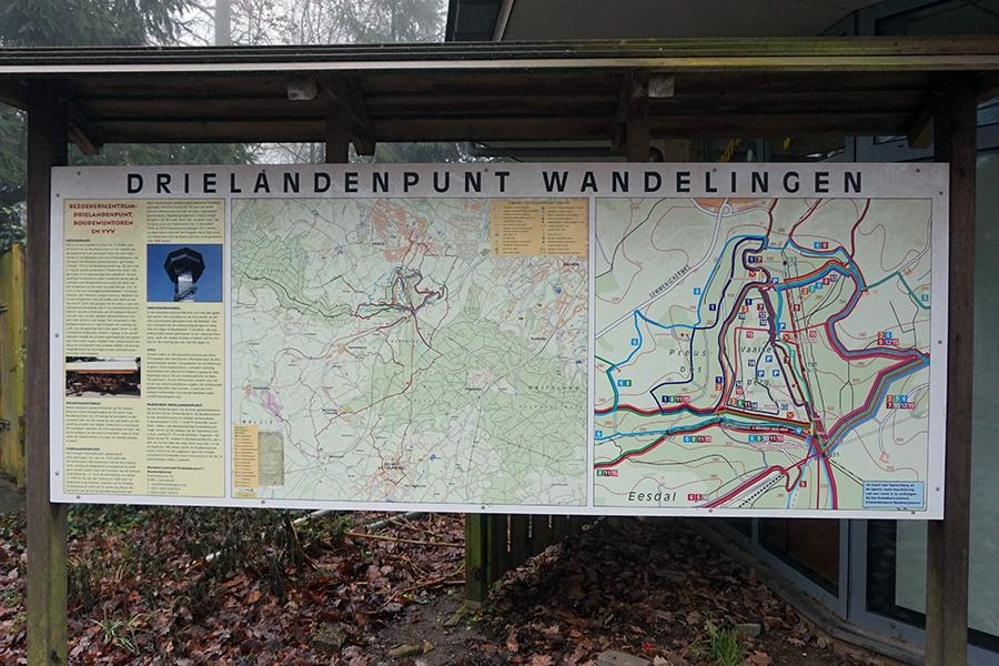 plan sytuacyjny okolicy wraz z opisem miejsca