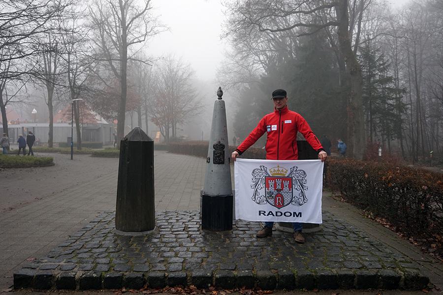 najwyższy szczyt Holandii – Vaalserberg, 322,5 m n.p.m.