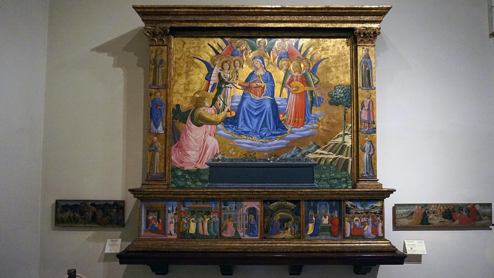 La Madonna della Cintola