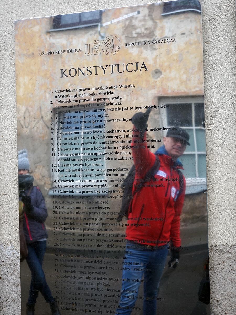 konstytucja republiki Zarzecza