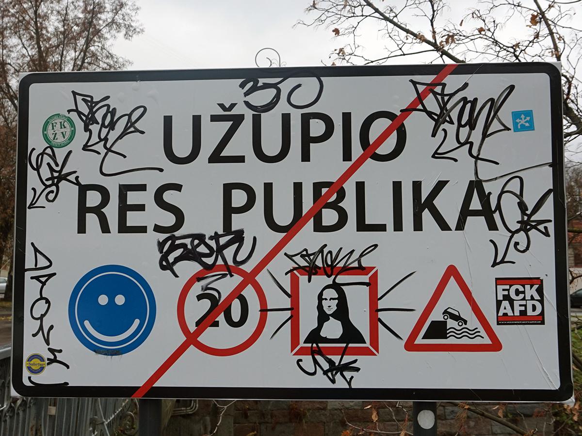 republika Zarzecza, artystyczna ...