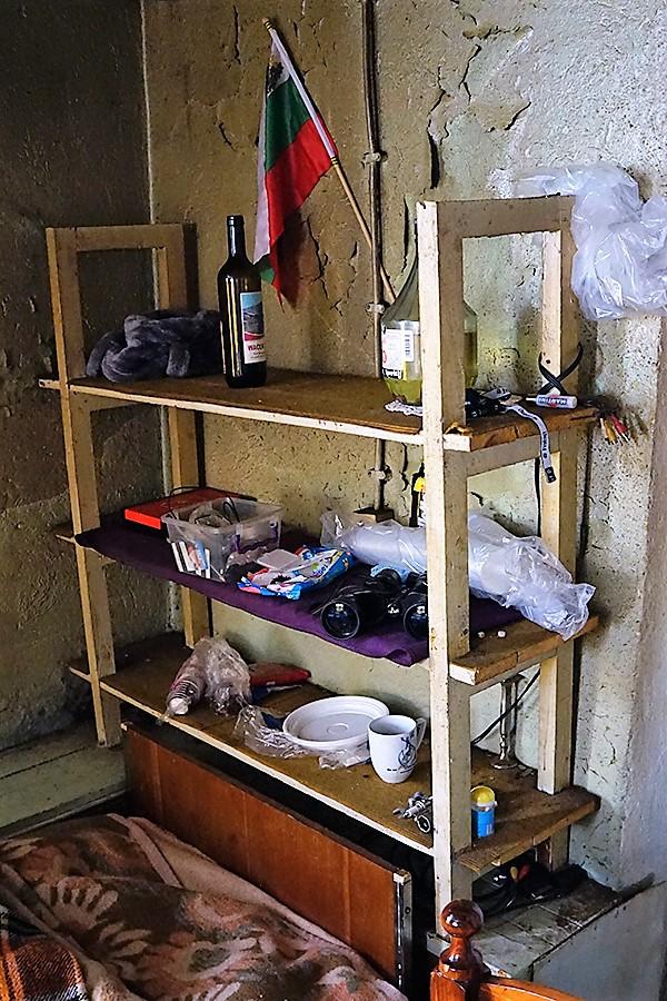 """schronisko """"Musała"""" (bułg. Хижа Мусала; 2389 m n.p.m.), kuchnia i dodatkowe wyposażenie"""