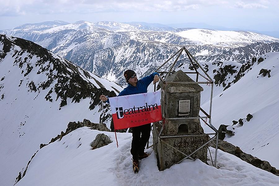 najwyższy szczyt Bułgarii, Musała 2925 m n.p.m., Restauracja Teatralna na najwyższym szczycie Europy Wschodniej
