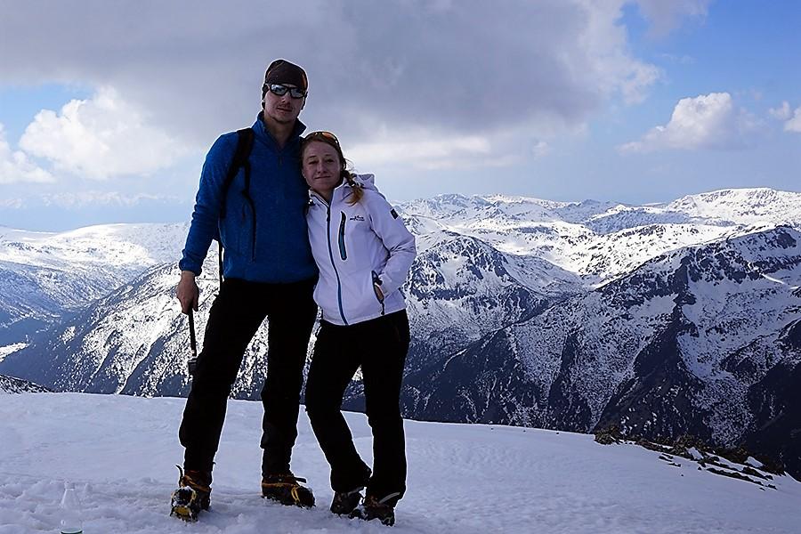 najwyższy szczyt Bułgarii, Musała 2925 m n.p.m., Radom rządzi !
