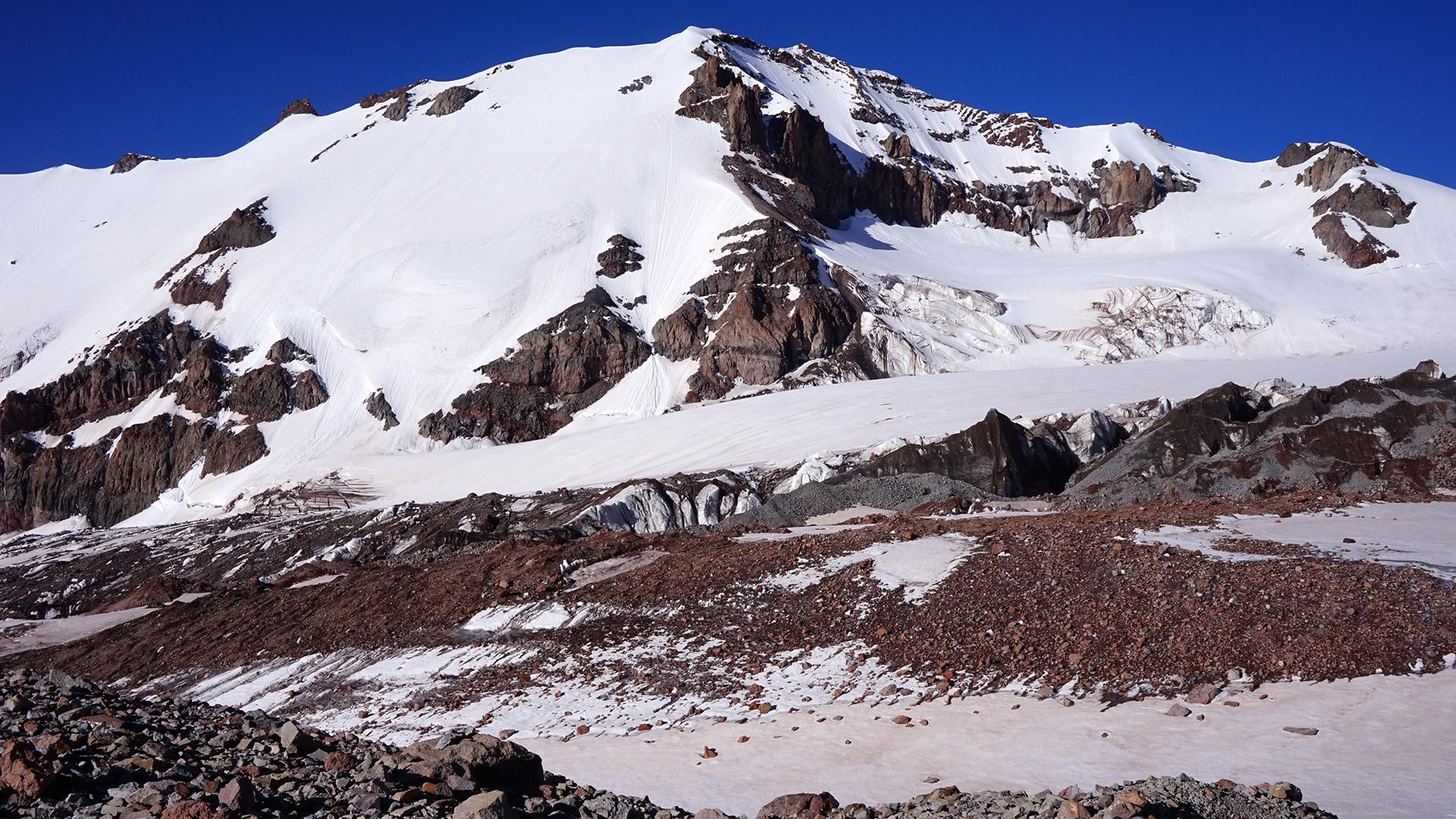 lodowiec Gergeti