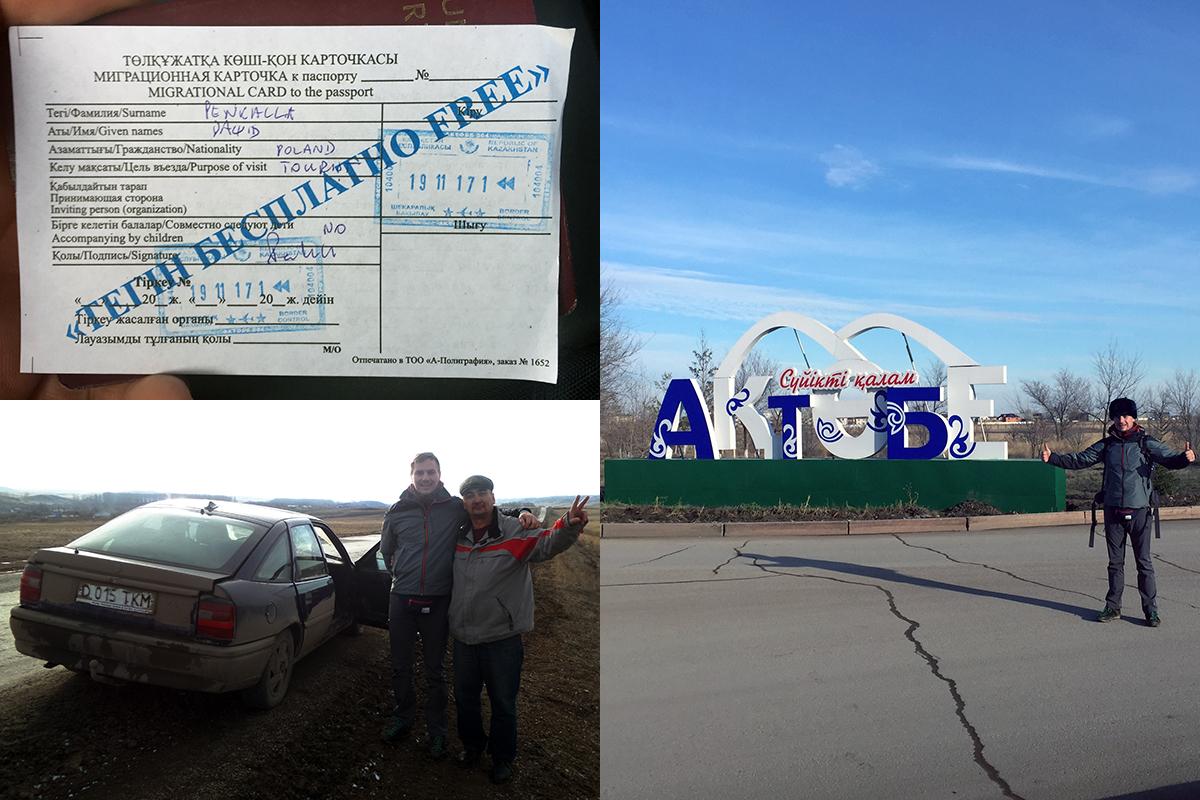 Kazachstan - Aktobe (lotnisko), karta identyfikacyjna i zdjęcie z Bikiem