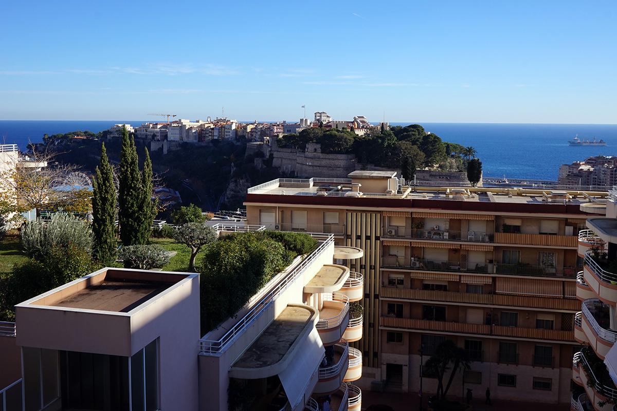 Monako ...