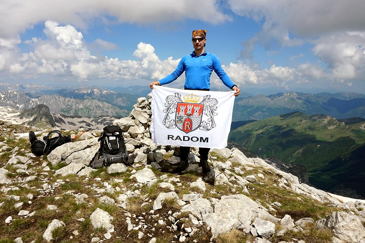 Czarnogóra, Zla Kolata wysokość 2534 m n.p.m.