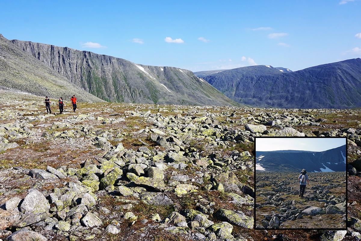 """droga na szczyt to """"skakanie"""" między kamieniami"""